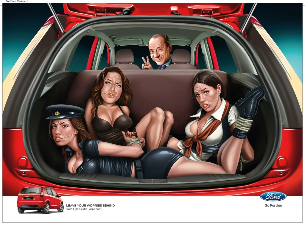 Ford Figo's Infamous Ad