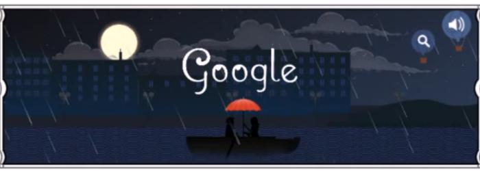 Google Doodle Celebrates Achille-Claude Debussy