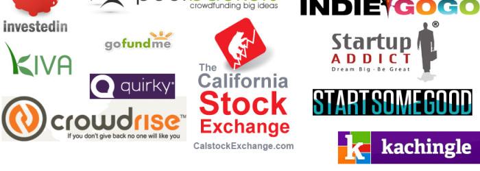 known crowdfunding websites