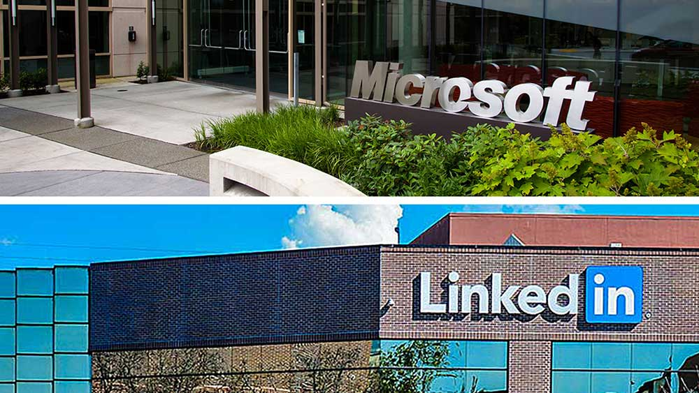 Microsoft acquired Linkedin